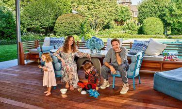 Robert Downey Jr.: Γνωρίστε την οικογένειά του και δείτε φωτογραφίες από το εντυπωσιακό του σπίτι