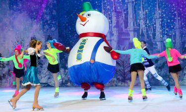 """""""Η Βασίλισσα του Χιονιού"""" στον πάγο έρχεται στο Κλειστό Παλαιού Φαλήρου"""