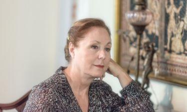 Στέλλα Παπαδημητρίου: «Η προσωπική μου ζωή δεν με στήριξε»
