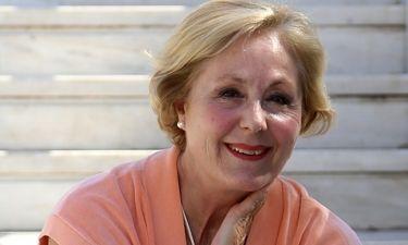 Στέλλα Παπαδημητρίου: «Τώρα πια δεν παρακολουθώ τόσο πολύ τηλεόραση»