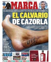 Παραλίγο να χάσει το πόδι του ο Σάντι Καθόρλα! Σοκάρουν οι αποκαλύψεις για τον τραυματισμό του