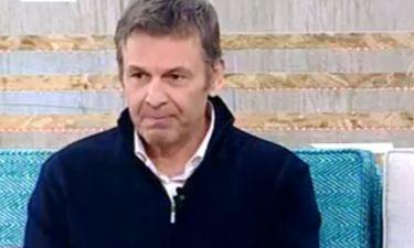 «Λύγισε» ο Απόστολος Γκλέτσος on air μιλώντας για τον πατέρα του που πέθανε πρόσφατα