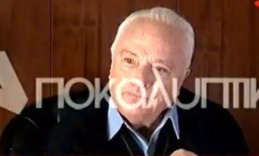 Τα δάκρυα του Γιώργου Πάντζα μιλώντας για τον Λάμπρο Κωνσταντάρα