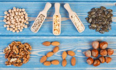 Τροφές πλούσιες σε ψευδάργυρο για να προστατευτείς από γρίπη και κρυολόγημα