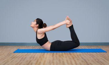 Η γιόγκα εξαιρετική άσκηση για τα οστά μας