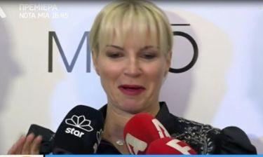Η Μαρία Μπεκατώρου ζήτησε από τους δημοσιογράφους να απομακρυνθούν από δίπλα της – Τι συνέβη;