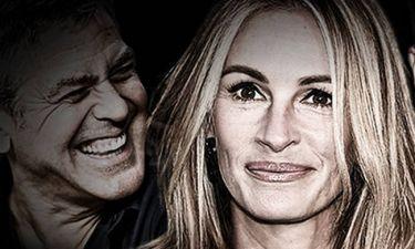 Τζούλια Ρόμπερτς: η φάρσα των Τζορτζ Κλούνεϊ & Μπραντ Πιτ & η γεμάτη φαγούρα εκδίκηση της