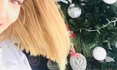 Μύρισαν Χριστούγεννα στο σπίτι Ελληνίδας τραγουδίστριας