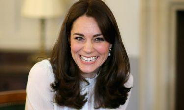 Οι πρώτες δηλώσεις της Kate Middleton μετά την ανακοίνωση της τρίτης εγκυμοσύνης