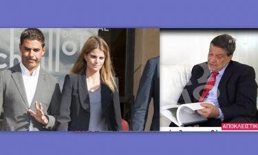 Ωνάση:Ο περιβόητος κόκκινος φάκελος, που καίει τον Αλβάρο και καθόρισε το διαζύγιο