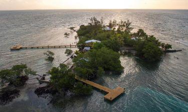 Δείτε το απίστευτο νησί του Κόπολα που διοργανώνονται παρτάρες!