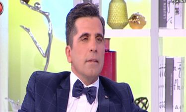 Η συγκινητική εξομολόγηση του Βισκαδουράκη στην εκπομπή της Τατιάνας