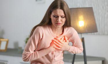 Έμφραγμα: Τα συμπτώματα -πλην του πόνου στο στήθος- που πρέπει να ξέρετε