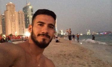 Στιγμές χαλάρωσης για Βιγιαφάνες στο Ντουμπάι (pics)