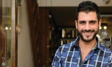 Μαρίνος Κόνσολος: «Δεν αποκλείω ν' ασχοληθώ με την παρουσίαση στην τηλεόραση»