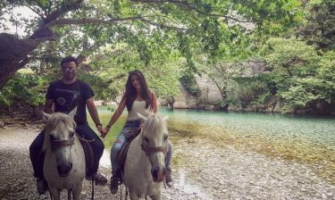Κουμπλής-Κωνσταντινίδου: Έτσι ξεκίνησε το δικό τους travel story