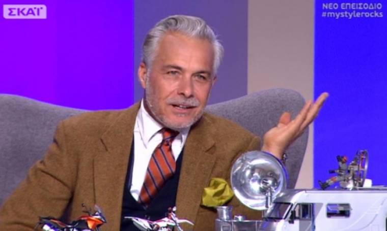 Χριστόπουλος: «Στο My style rocks δεν υπήρξε μοίρασμα ρόλων»