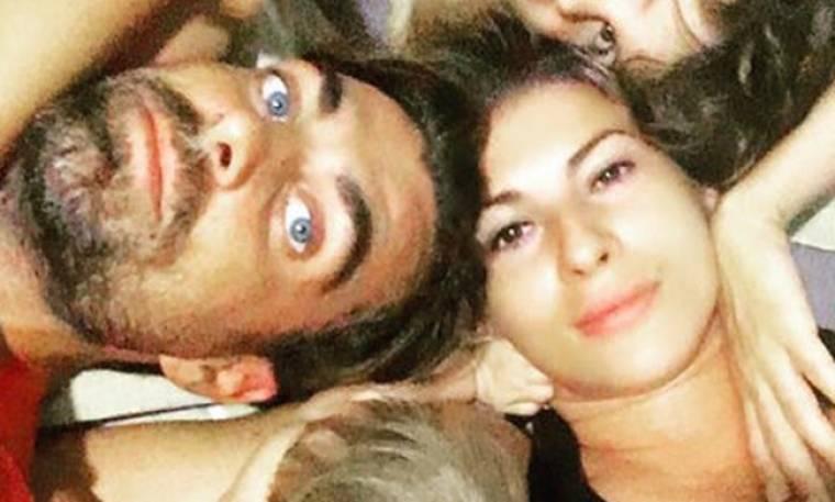 Όλγα Πηλιάκη: H πρώτη φωτογραφία με τον άντρα της στο Instagram μετά την αποχώρηση της