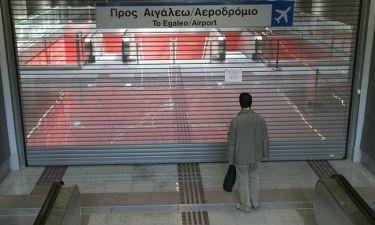 Απεργία ΜΜΜ: Νέα στάση εργασίας στο Μετρό – Πότε και ποιες ώρες μπαίνει «χειρόφρενο»