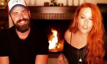 Σίσσυ Χρηστίδου: Το απολαυστικό βίντεο με τον αδερφό της και οι γκριμάτσες!