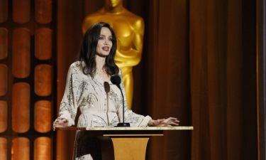 Νέες σοκαριστικές εικόνες με την αποστεωμένη Angelina Jolie