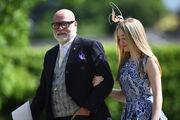 Ο θείος της Kate Middleton γρονθοκόπησε τη γυναίκα του και την άφησε αναίσθητη