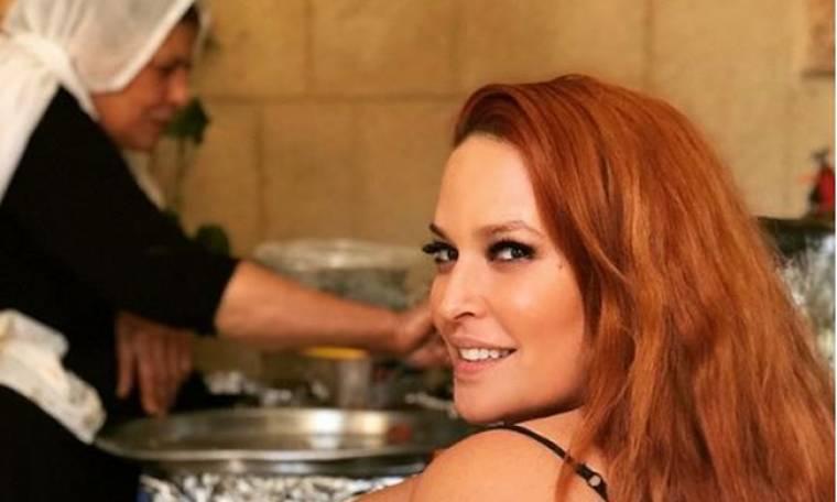 Η Σίσσυ Χρηστίδου μαθαίνει να φτιάχνει τις παραδοσιακές συνταγές του Ισραήλ
