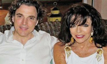 Ο γιος της Τζόαν Κόλινς τα βγάζει όλα στη φόρα