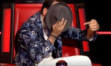 The Voice: Ο διαγωνιζόμενος που συγκλόνισε τους κριτές - Δεν το πίστευε ο Μουζουράκης