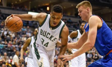 NBA: Δεν… σταματά πουθενά ο Αντετοκούνμπο (photos+video)