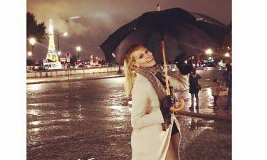 Στέλλα Δημητρίου: Κεφάτη στο Παρίσι