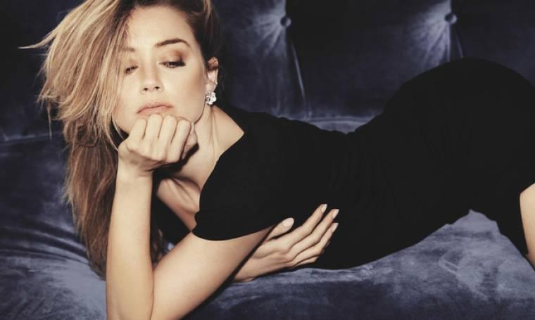 H Amber Heard θα κάνει λίγο πιο ζεστές τις φετινές γιορτές