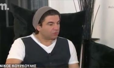Νίκος Κουρκούλης: Ο γάμος του με την Κελεκίδου και η απόσταση