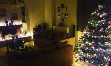 Ποιος γνωστός παρουσιαστής στόλισε το χριστουγεννιάτικο δέντρο του;