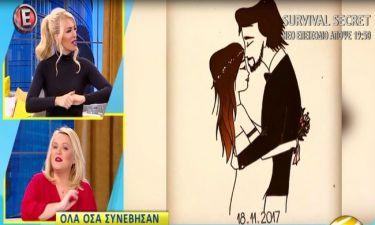 Κατερίνα Καινούργιου: Ζήλεψε τον γάμο της Οικονομάκου και δε φαντάζεστε τι είπε on air!