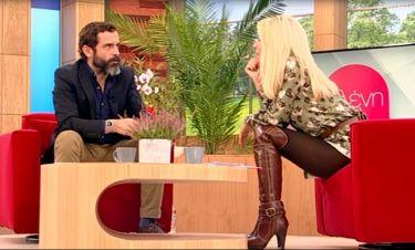 Ο Μαρκουλάκης τρέλανε την Ελένη: «Είσαι τρελός, δεν μπορώ να σε παρακολουθήσω»