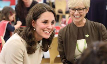 Η νέα εμφάνιση της Kate Middleton και η έκπληξη που επιφύλλασε στους θαυμαστές της