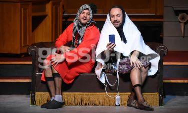 """Λαμπερή πρεμιέρα για την παράσταση """"Ότι...τίποτα!"""" στο Θέατρο Πειραιώς 131"""
