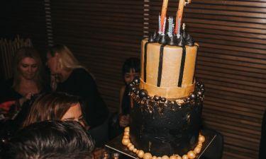 Λαμπερές παρουσίες σε πάρτι γενεθλίων