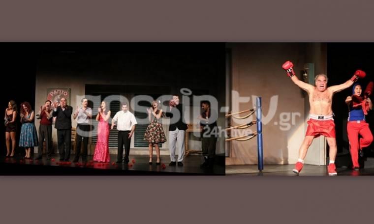 Η παράσταση «Πολυτεχνίτης κι Ερημοσπίτης» έκανε επίσημη πρεμιέρα στο Θέατρο Αθηνά