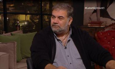 Δημήτρης Σταρόβας: «Συντηρώ πέντε σπίτια.Ενοίκια, πάγια... »