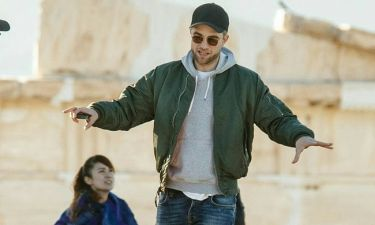 Στην Ελλάδα ο Robert Pattinson