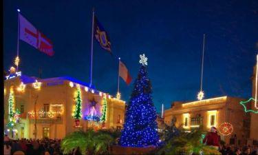 Αυτοί είναι οι κορυφαίοι προορισμοί για χριστουγεννιάτικες διακοπές