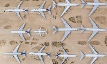 Στα αεροδρόμια κρύβεται ΟΛΗ η συμμετρία του κόσμου!