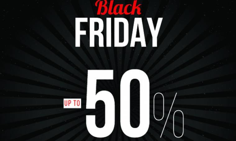 BLACK FRIDAY στη MIGATO έως -50%