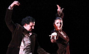 Η Alicia Márquez και ο Ramón Martinez στο Half Note