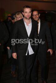 Όσα έγιναν στην επίσημη προβολή της νέας ταινίας του Robert Pattinson