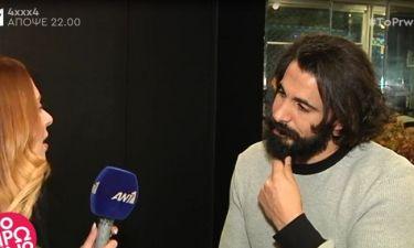 Γιώργος Παράσχος: «Στη Θεσσαλονίκη για μία εβδομάδα είχα 5 ευρώ και έτρωγα…»