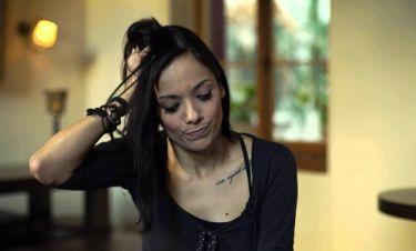 Κατερίνα Τσάβαλου: «Πρώτη φορά κάθομαι τόσο πολύ...»