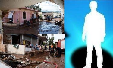 Γνωστός τραγουδιστής έδωσε μάχη με τη φονική πλημμύρα στη Μάνδρα: «Τρομοκρατήθηκα! Καταστραφήκαμε»